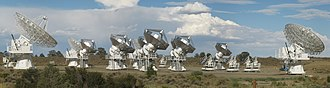 Hat Creek Radio Observatory - Image: CARMA Panoramic cropped 2