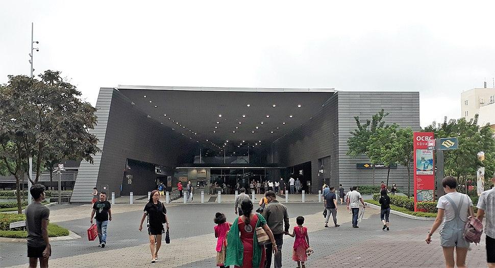 CC6 Stadium MRT Exit A