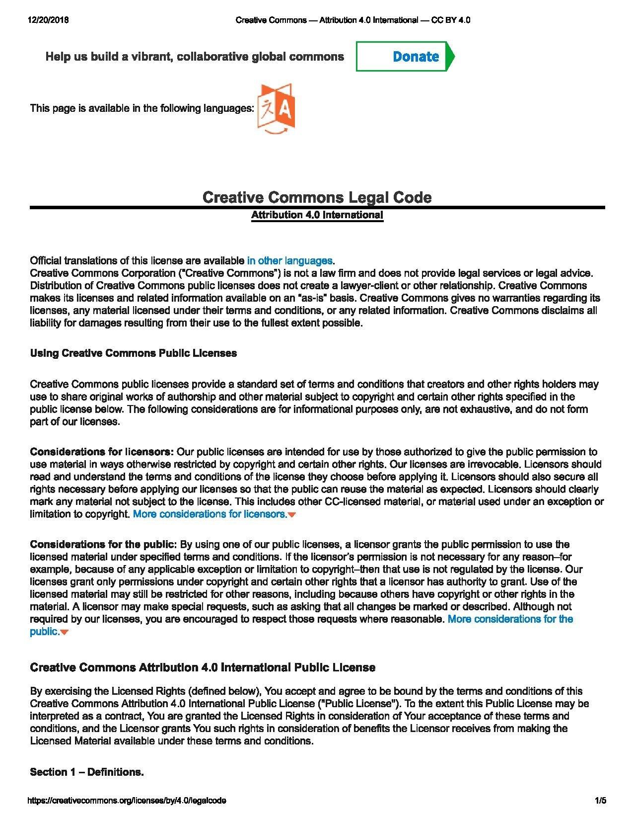 creative commons attribution 4 0 international license