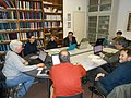 CDECtre Edit-a-thon Wikipedia.jpg