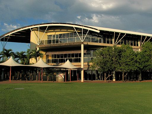 Charles Darwin University, Darwin, Northern Territory