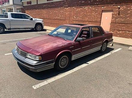 For 1982-1993 Oldsmobile Cutlass Ciera A//C Condenser 92527RY 1992 1983 1984 1985