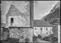 CH-NB - Sargans, Schloss, Turm, vue partielle extérieure - Collection Max van Berchem - EAD-7001.tif