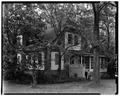 COACHMAN'S HOUSE, LOOKING SOUTHWEST - Wilderstein, Morton Road, Rhinebeck, Dutchess County, NY HABS NY,14-RHINB.V,4-36.tif