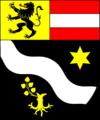 COA archbishop AT Schrattenbach Sigismund Christoph2.png