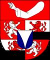 COA bishop AT Liechtenstein-Kastelkorn Jakob Ernst.png