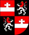 COA bishop DE Walderdorff Wilderich.png