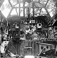 COLLECTIE TROPENMUSEUM Cockpit van een vliegtuigwrak van een Amerikaanse bommenwerper TMnr 10002003.jpg