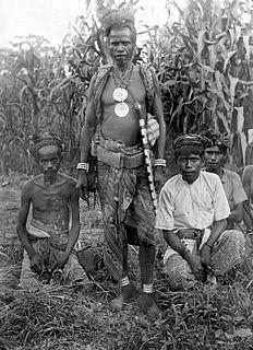 Atoni ethnic group