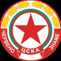 CSKA Cherveno Zname alternative logo.png