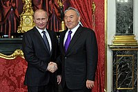 CSTO Collective Security Council meeting Kremlin, Moscow 2012-12-19 02.jpeg