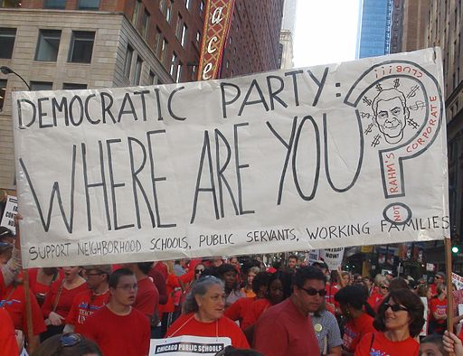 CTU Strike 'Democratic Party, Where Are You?'