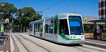 C-class Melbourne tram