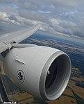 Cabin view GE-90-115B F-GSQS (20810825082).jpg