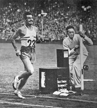 1948 Summer Olympics medal table - Image: Cabrera