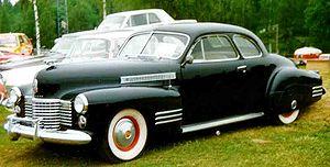 Cadillac Series 62 - 1941 Cadillac Series 62 coupe