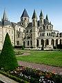 Caen, Abbaye aux Hommes02.jpg