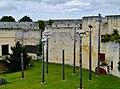 Caen Château de Caen Innenhof 10.jpg