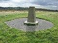 Caerphilly Common - Waypoint Marker - geograph.org.uk - 571010.jpg