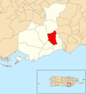 Caimital Barrio of Guayama, Puerto Rico