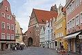 Calle Altstadt, Landshut, Alemania, 2012-05-27, DD 20.JPG