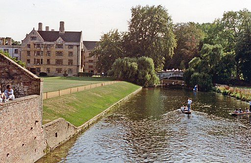 Cambridge up the River Cam geograph-4091606-by-Ben-Brooksbank