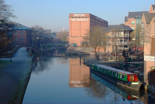 Canalside Nottingham