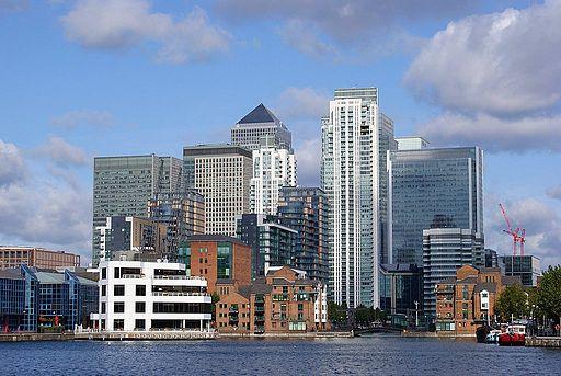 Canary Wharf 200810
