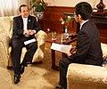 """Canciller Patiño concede entrevista al programa """"Diálogo"""" de la televisión china (4921246752).jpg"""