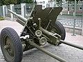 Cannon, Military Glory in Homel, Belarus.jpg
