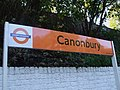 Canonbury station signage.JPG