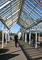Canopy, Swansea West Services - geograph.org.uk - 1496667.jpg