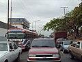 """Caos de tráfico en el Distribuidor de """"Los Samanes"""" - panoramio.jpg"""