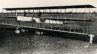 Caproni Ca.4 - Caproni Ca.40 heavy bomber prototype