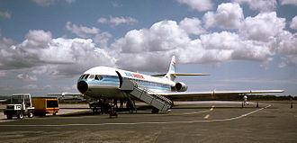Air Inter - Air Inter Caravelle