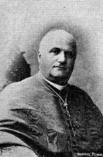 Pietro Respighi - Cardinal Respighi