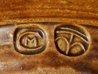 Michael Cardew - Cardew's mark