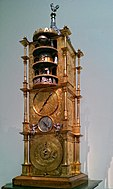 Carillon Clock with Automata, by Isaac Habrecht - British Museum.jpg