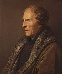 portrait of the Painter Caspar David Friedrich
