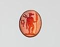Carnelian intaglio- Standing Anubis MET DP280596.jpg