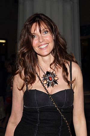 Carol Alt - Alt at the 2012 Miami International Film Festival