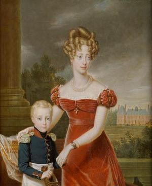 Henri, comte de Chambord - Vikidia, l'encyclopédie des 8-13 ans