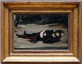 Carolus-duran, henri regnault morto sul campo di battaglia, 1870.jpg