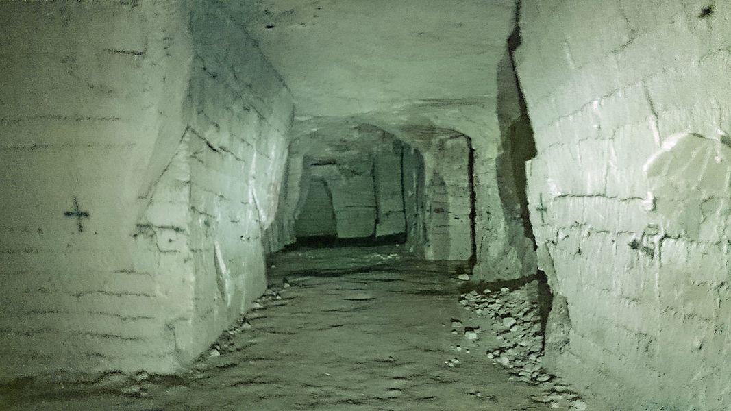 Ancienne carrière de pierre calcaire de la Postolle