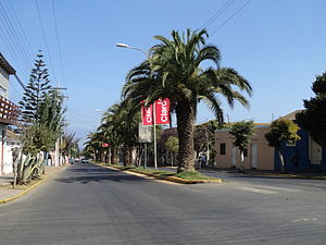 Cartagena, Chile - Image: Cartagena, Chile