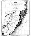 Carte du rivage de la Mer du Japon - Longin Bolshef 1874.jpg