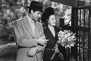 Penny Serenade - Cary Grant and Irene Dunne in Penny Serenade