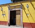 Casa de Miguel Hidalgo - Dolores Hidalgo, Guanajuato - Puerta I.jpg