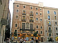 Casa del Gremi de Revenedors, plaça del Pi.jpg