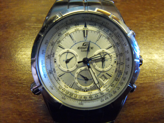 Casio Edifice - Casio Edifice EF-518 watch